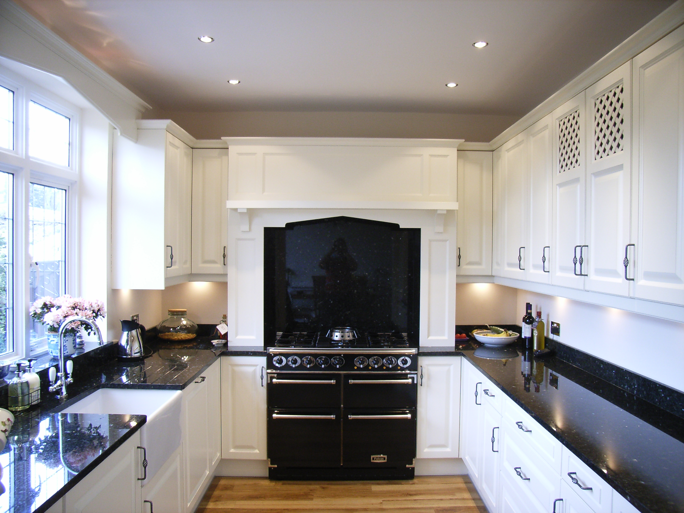 Painted Birkdale Kitchen